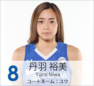 #8 丹羽 裕美